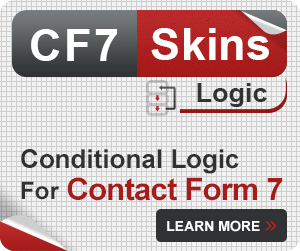 Conditional Logic for Contact Form 7 forms